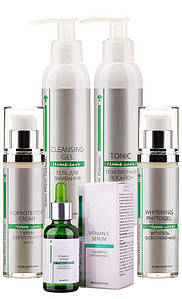 Набір для шкіри з проявом куперозу і розацеа, Green Pharm Cosmetic