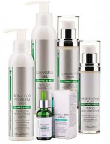 Набір для шкіри з проявом куперозу і висипаннями, Green Pharm Cosmetic