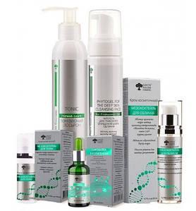 Набір косметичний 35+, Green Pharm Cosmetic