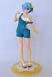 Фігурка аніме Re:Zero - Rem - Original Salopette Swimsuit ver. Taito Precious Figure, фото 2