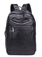 Чоловічий шкіряний рюкзак Keizer K168014-black, фото 1