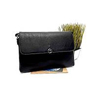 Жіноча стильна сумка-клатч чорний Арт.F-60425 Weiliya (Китай)