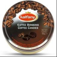 Льодяники Kalfany Coffee Candies кава 150г, 10 шт/ящ