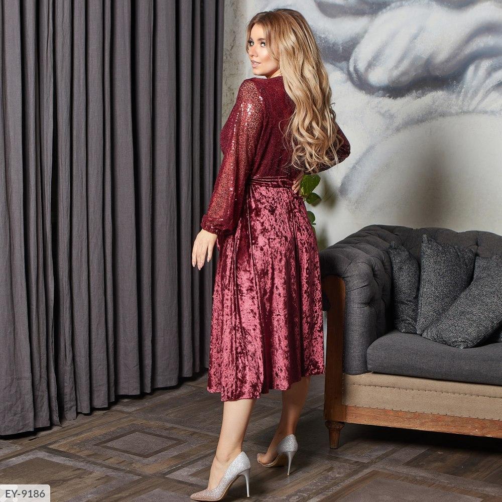 Платье EY-9186