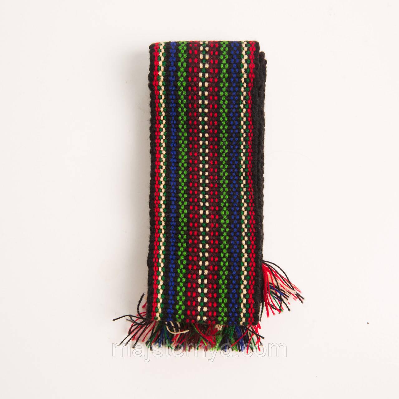 Крайка, тканий пояс до вишиванки