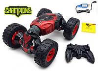 Игрушка Машинка трансформер перевертыш вездеход Hyper Champions