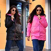 """Куртка жіноча арт. k-2114 (L-XL, S-M) """"REMISE STORE"""" недорого від прямого постачальника AP"""