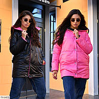 """Куртка жіноча арт. k-2114 (2XL, 3XL) """"REMISE STORE"""" недорого від прямого постачальника AP"""