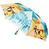 Зонт женский Zest, полный автомат. Хит продаж! (Лондон) арт. 23945-Лондон