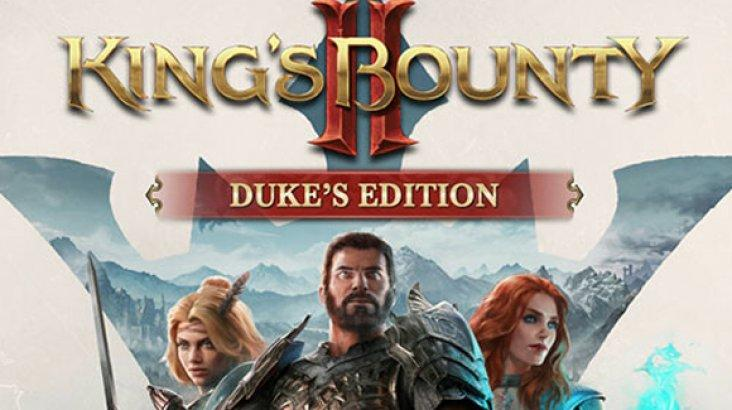 King's Bounty II duke's Edition ключ активації ПК