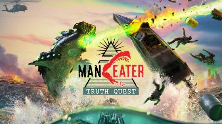 Maneater: Truth Quest (Steam) ключ активации ПК
