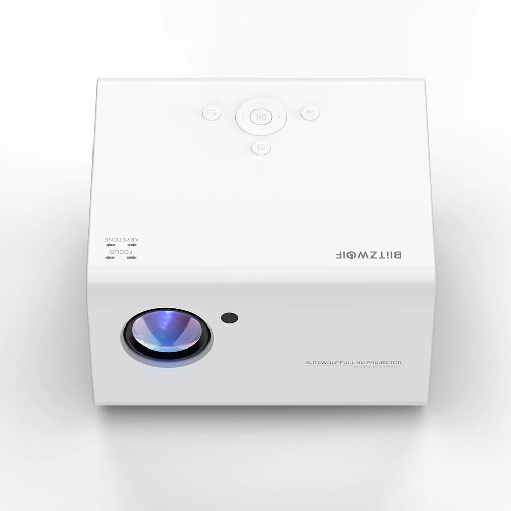 Проектор BlitzWolf BW-VP14 white. FullHD