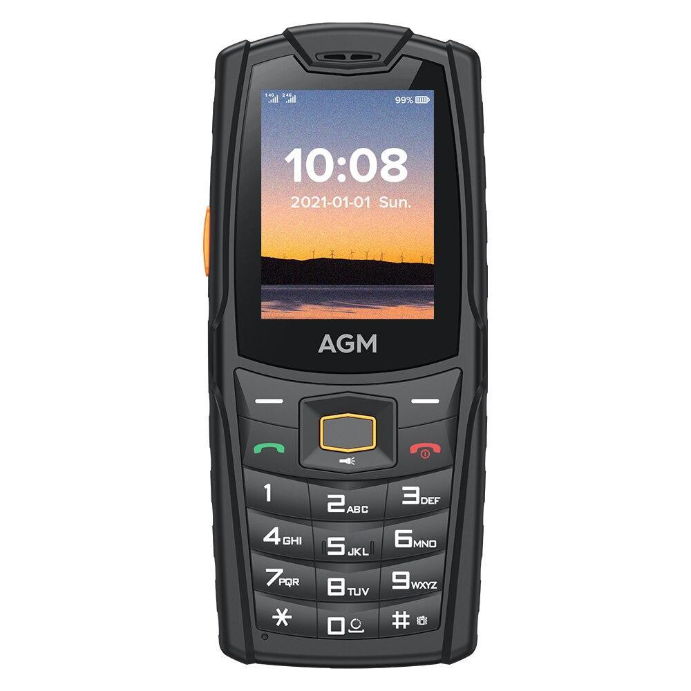 AGM M6 black Russian keyboard / Док станция
