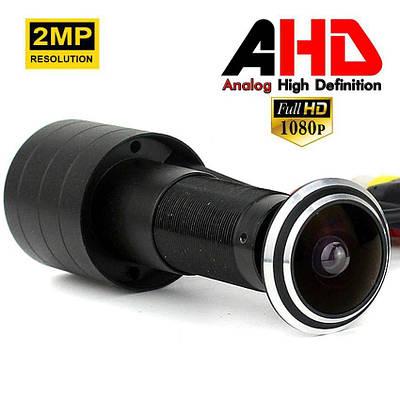 Камера у вічко дверей високого дозволу Yalxg CYAHD24, 2 Мп, FullHD 1080P, AHD стандарт