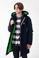 Куртка стильная на мальчика подростка от производителя