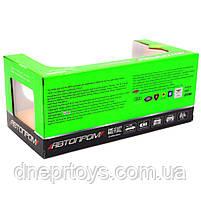 Машинка іграшкова Автопром «Pagani Huayra roadster», 18 см, світло, звук, помаранчевий (68264B), фото 2