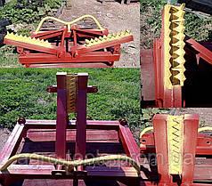 Корчеватель пней Т 156 усиленный (рама 120 мм) ТМ Зализо