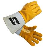 Перчатки сварщика ESAB Heavy Duty EXL, фото 2