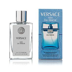 Мужская парфюмированная вода Versace Man Eau Fraiche 60 Ml