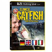 Black-Cat DVD диск Summer Catfish (Stefan Seub)