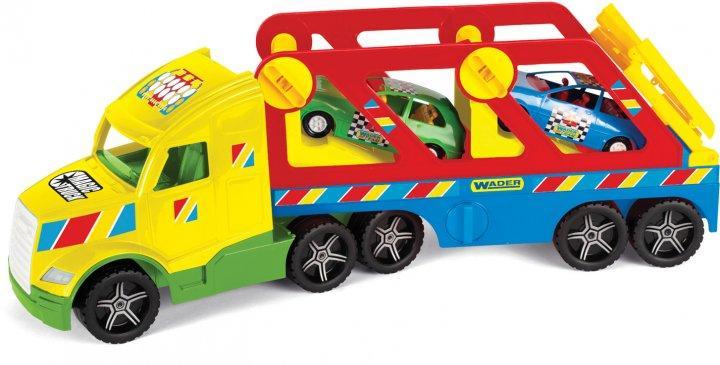 Машина автовоз Magic Truck Basic Wader 36360