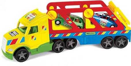 Машина автовоз Magic Truck Basic Wader 36360, фото 2