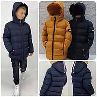 Детские зимние куртки для мальчика SD new! Венгрия. 10-18 лет.