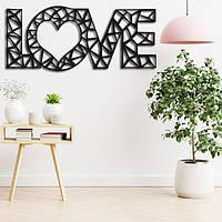 """Панно на стену """"LOVE"""""""