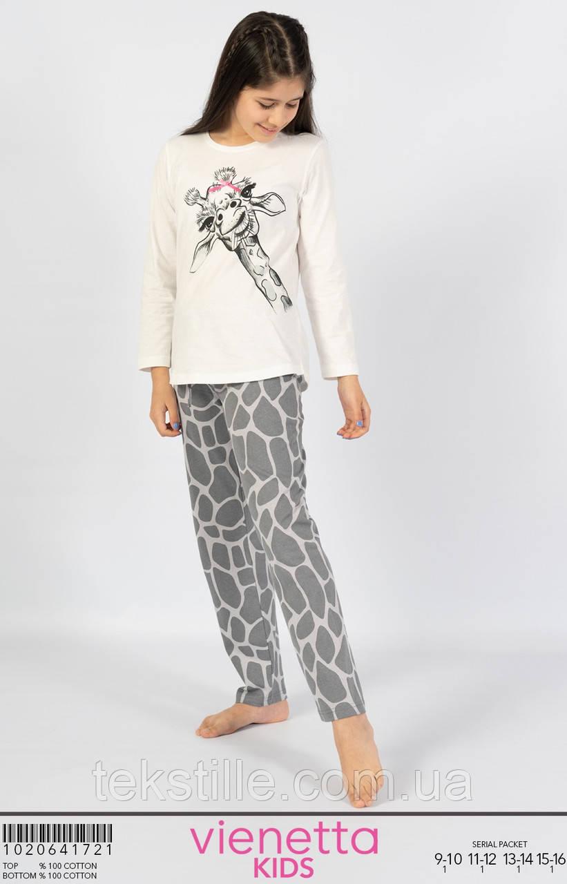 Пижама для девочек Vienetta 13-14 лет