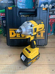 Безщеточный гайковерт аккумуляторный DeWALT DCF894