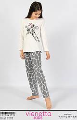Пижама для девочек Vienetta 11-12лет