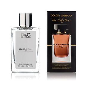 Женская парфюмированная вода Dolce & Gabbana The Only One 60 Ml