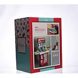 Дитячий ігровий набір валіза-кондитерська 8780 прилавок у валізці + Подарунок, фото 3