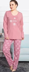 Пижама женская Vienetta 2XL