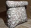 Треугольная подушка с валиком под шею с наволочкой в комплекте., фото 10