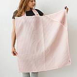 """Вафельное полотенце """"Wafel"""", розовое, кирпичное, белое, голубое, бежевое, фото 2"""