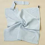 """Вафельное полотенце """"Wafel"""", розовое, кирпичное, белое, голубое, бежевое, фото 8"""