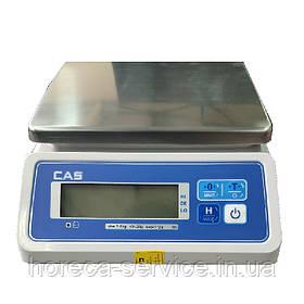 Ваги фасувальні SW II-W LCD & LED з пиловологозахистом настільні