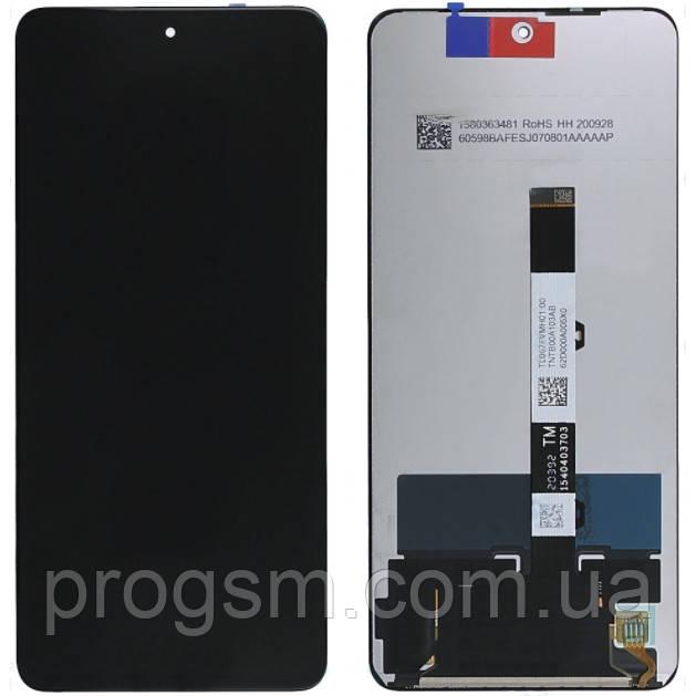 Дисплей Xiaomi Mi10T Lite / Poco X3 complete Black