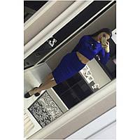 Оригинальный костюм (топ+юбка)декор украшение