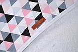 """Подушка для новонароджених """"Кольорові рибки"""", фото 6"""