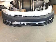 Бампер передний VW Jetta 2015-2018