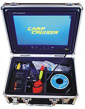 """Підводна камера відео Carp Cruiser СС7-iR/W15-DVR-до з ЗАПИСОМ для Риболовлі з 7"""" монітором Fishing Camera"""