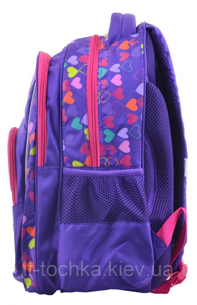 Рюкзак школьный yes для девочки s-21 barbie (555267)