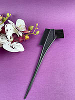 Кисть для окрашивания волос 215 с гребнем
