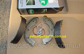 Колодки тормозные Nissan Almera N15, Sunny, Sentra , задние (производитель LPR, Италия)