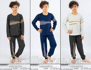 Піжама для хлопчиків трикотажна Vienetta 11-12років
