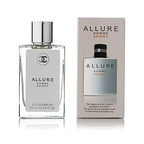 Мужская парфюмированная вода Chanel Allure Homme Sport 60 Ml