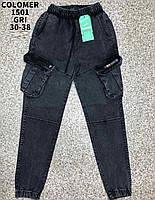 """Джинсы мужские на резинке с карманами и манжетами, размеры 30-38 """"RESERVED MAN"""" недорого от прямого поставщика"""