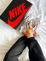 "Кроссовки Найк Nike React Vision ""White/Pink"" женские"
